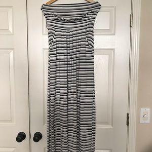 Valerie Bertinelli Dresses - Strapless maxi dress. Size L